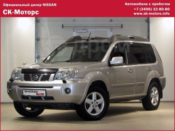 Nissan X-Trail, 2007 год, 644 900 руб.