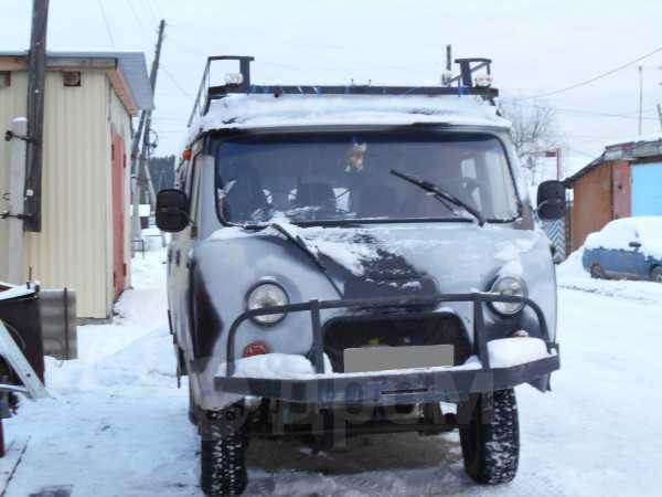 УАЗ Буханка, 2001 год, 95 000 руб.