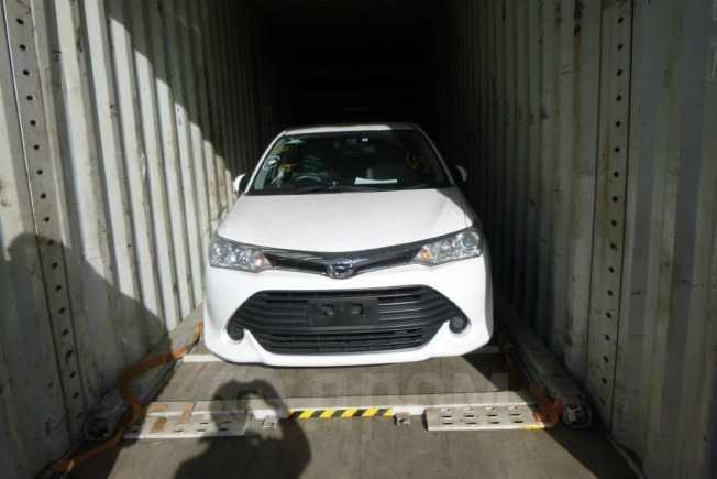 Toyota Corolla Axio, 2015 год, 850 000 руб.