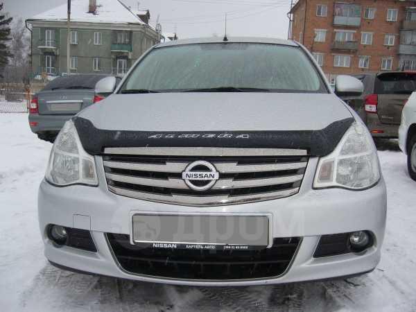 Nissan Almera, 2015 год, 555 000 руб.