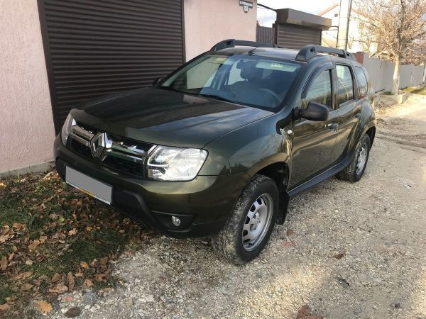 Renault Duster, 2016 год, 719 000 руб.