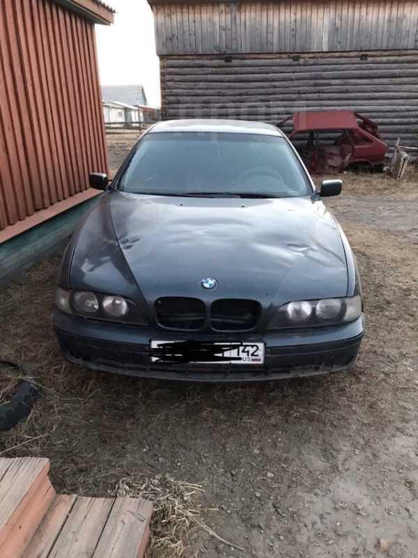 BMW 5-Series, 1999 год, 160 000 руб.