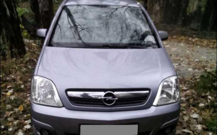 Opel Meriva, 2008 год, 350 000 руб.