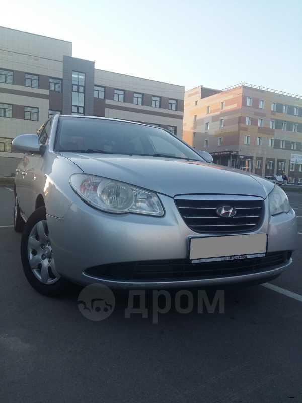 Hyundai Elantra, 2007 год, 375 000 руб.