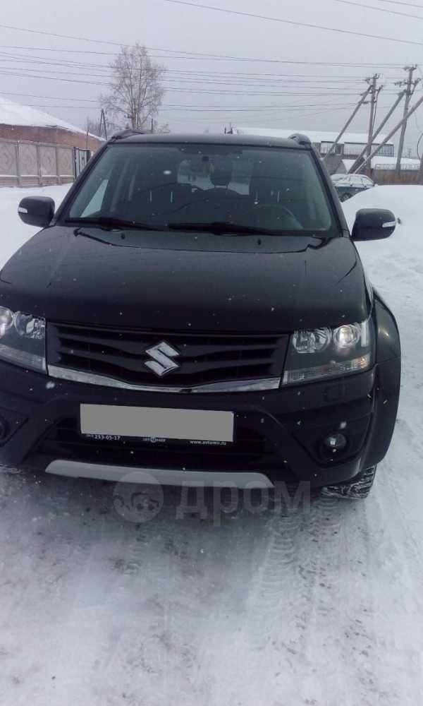 Suzuki Grand Vitara, 2014 год, 1 000 000 руб.