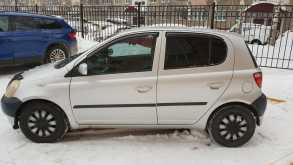 Новосибирск Yaris 2002