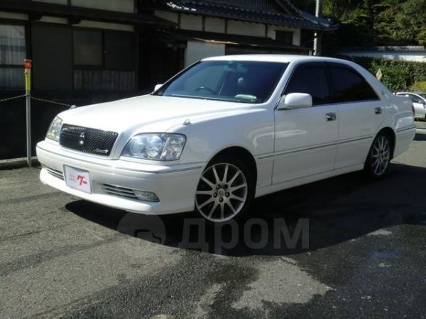 Toyota Crown, 2002 год, 180 000 руб.