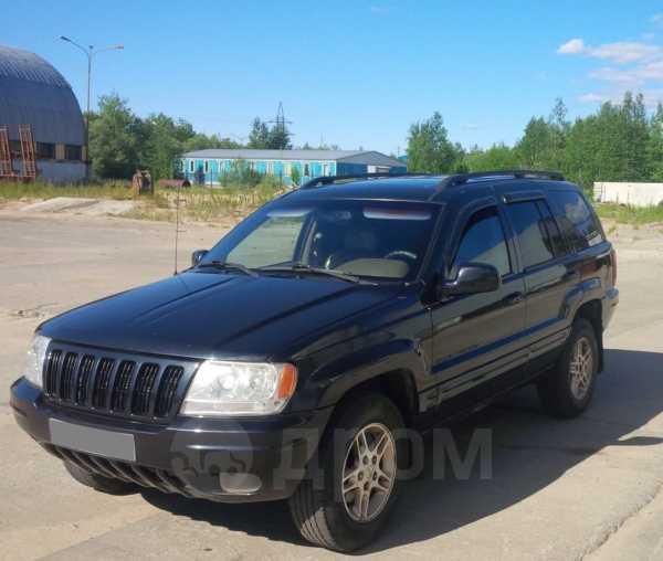 Jeep Grand Cherokee, 1998 год, 270 000 руб.