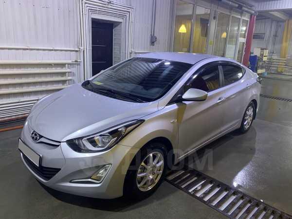 Hyundai Elantra, 2015 год, 799 999 руб.
