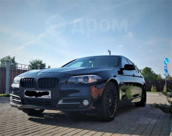 BMW 5-Series, 2015 год, 1 740 000 руб.