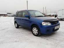 Кызыл Mazda Demio 2001