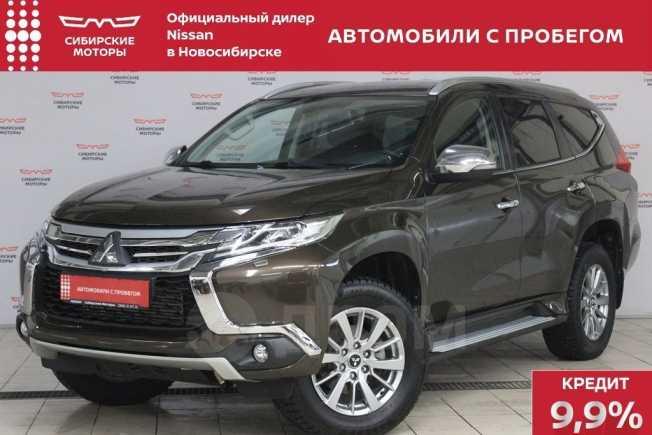 Mitsubishi Pajero Sport, 2017 год, 2 150 000 руб.
