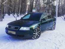 Audi A6, 1998 г., Екатеринбург