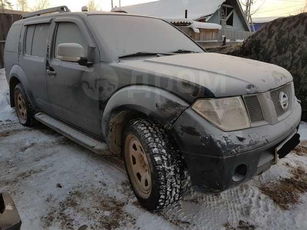 Nissan Pathfinder, 2008 год, 250 000 руб.
