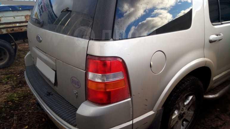 Ford Explorer, 2004 год, 460 000 руб.