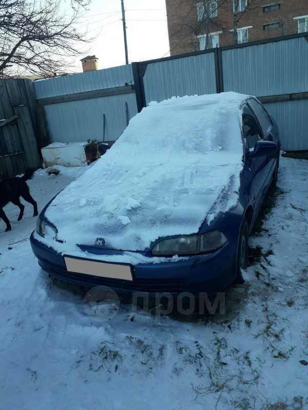 Honda Civic Ferio, 1993 год, 50 000 руб.