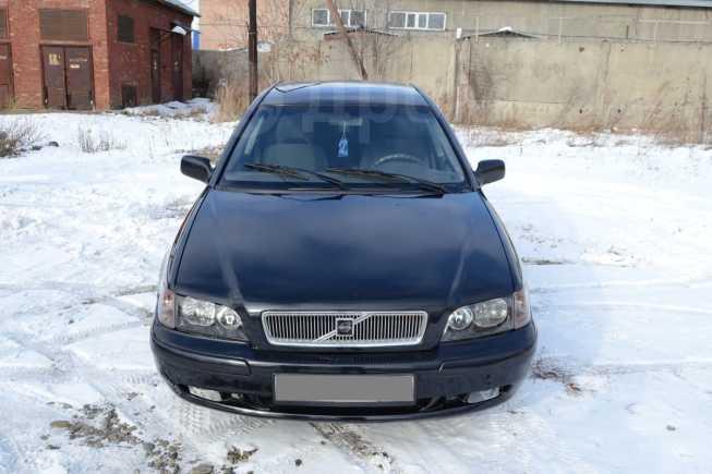 Volvo S40, 2002 год, 220 000 руб.