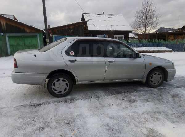 Nissan Bluebird, 1997 год, 170 000 руб.