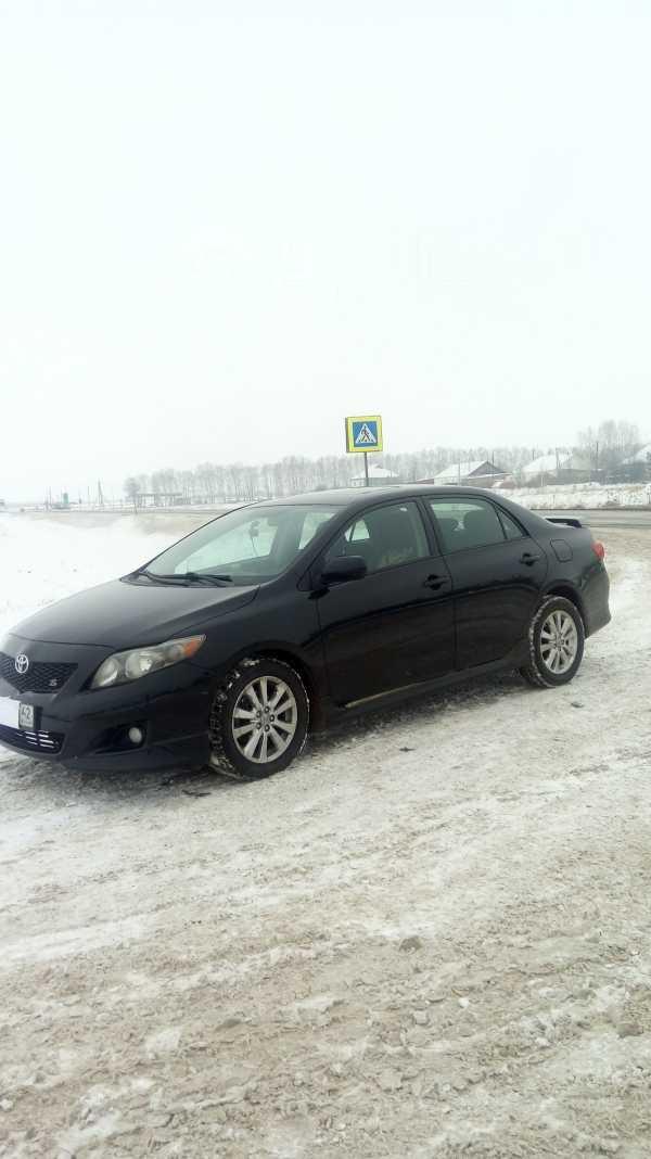 Toyota Corolla, 2008 год, 590 000 руб.