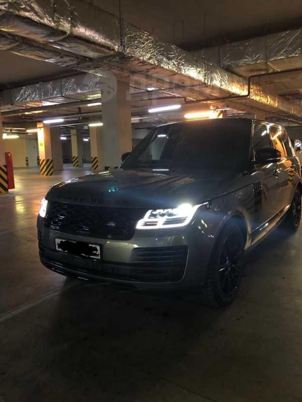 Land Rover Range Rover, 2018 год, 6 900 000 руб.