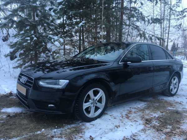 Audi A4, 2013 год, 795 000 руб.