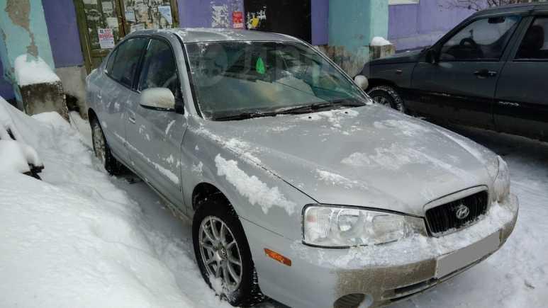 Hyundai Elantra, 2001 год, 178 000 руб.