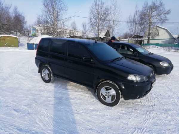 Honda HR-V, 2001 год, 420 000 руб.