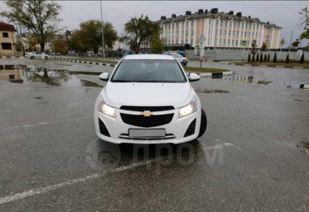 Chevrolet Cruze, 2015 год, 450 000 руб.