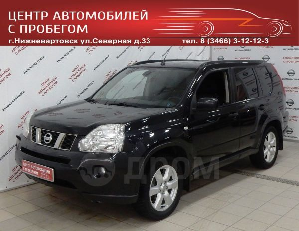 Nissan X-Trail, 2010 год, 799 000 руб.