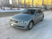 Toyota Mark X, 2008 г., Красноярск