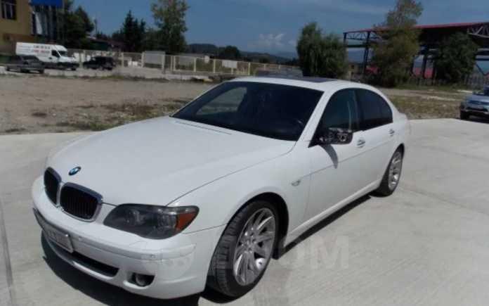 BMW 7-Series, 2006 год, 430 000 руб.
