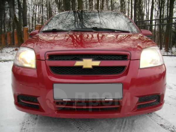 Chevrolet Aveo, 2006 год, 235 000 руб.