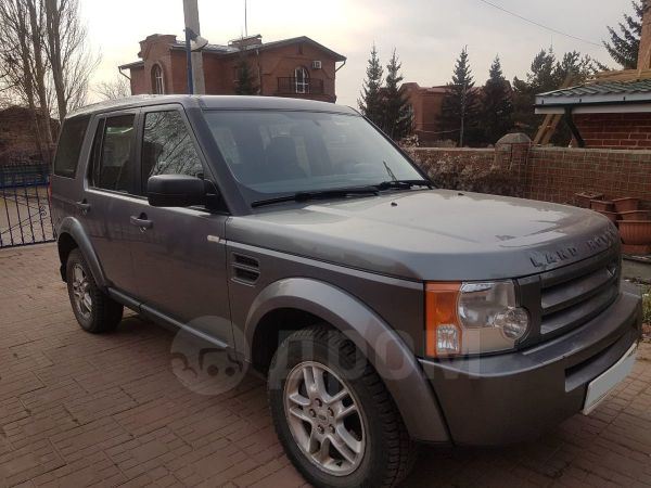 Land Rover Discovery, 2008 год, 700 000 руб.