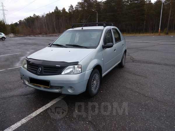 Renault Logan, 2007 год, 130 000 руб.