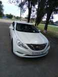 Hyundai Sonata, 2011 год, 680 000 руб.