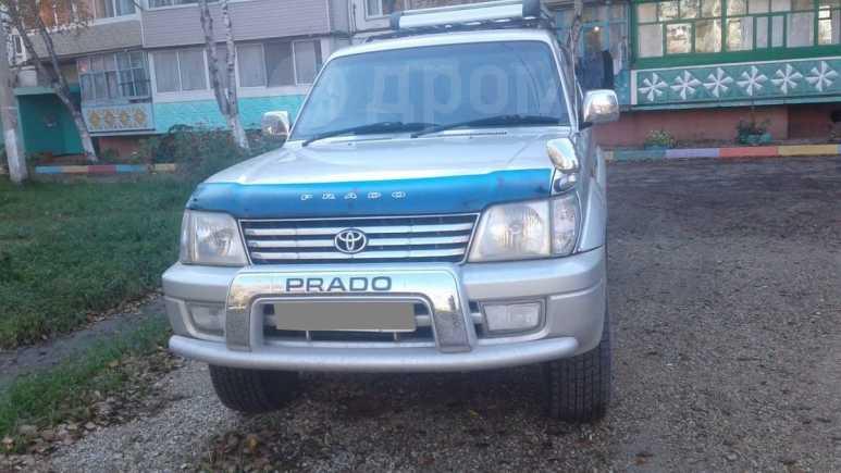 Toyota Land Cruiser Prado, 2000 год, 880 000 руб.