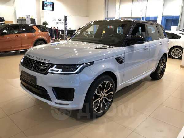 Land Rover Range Rover Sport, 2018 год, 7 160 697 руб.