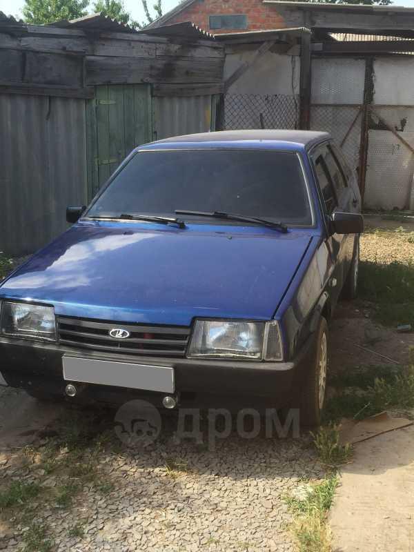 Лада 2109, 2001 год, 75 000 руб.