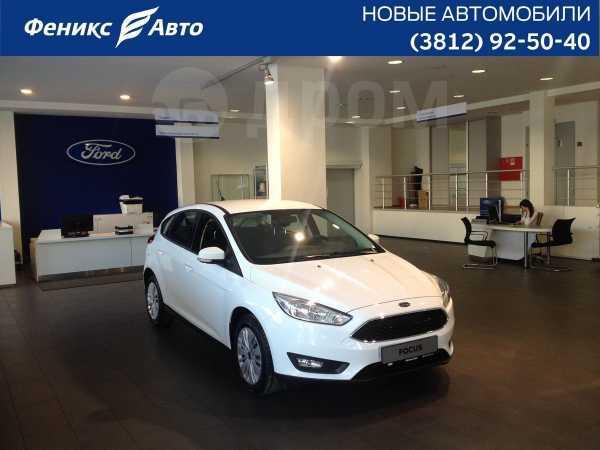 Ford Focus, 2018 год, 950 500 руб.