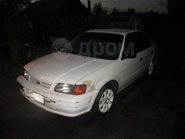 Toyota Corsa, 1996 год, 85 000 руб.