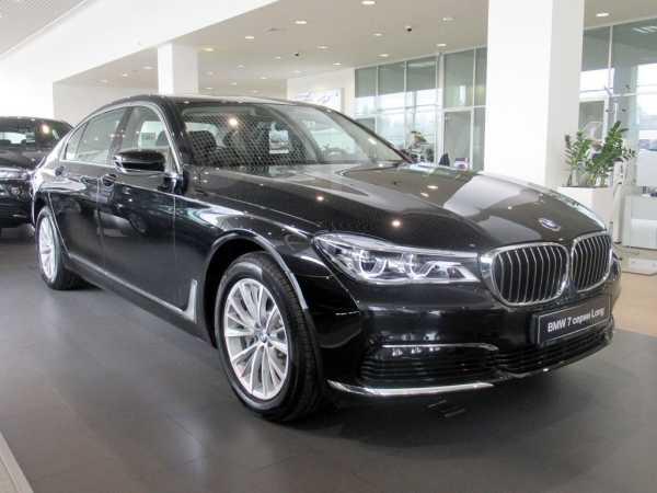 BMW 7-Series, 2018 год, 4 700 000 руб.