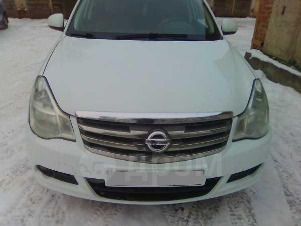 Nissan Almera, 2014 год, 345 000 руб.