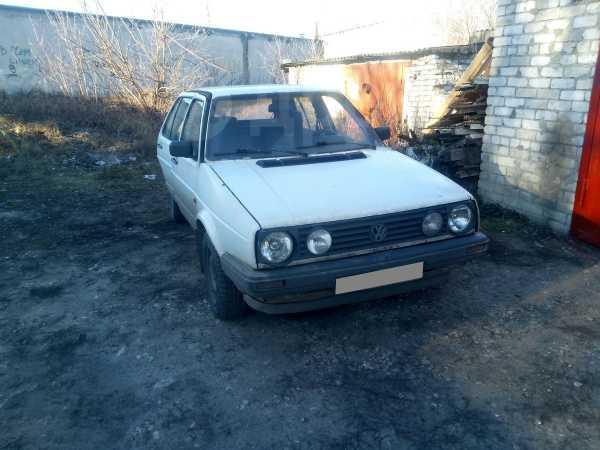 Volkswagen Golf, 1987 год, 35 000 руб.