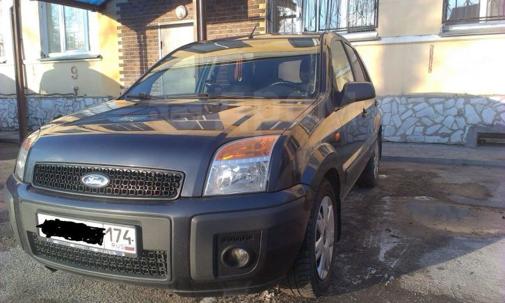 Ford Fusion, 2007 год, 267 000 руб.