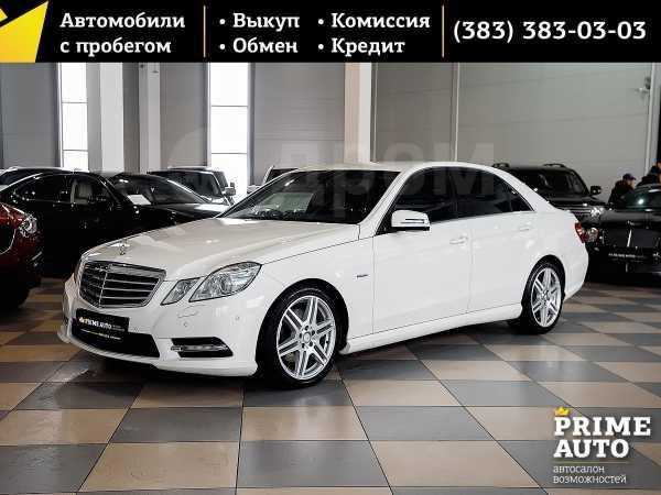 Mercedes-Benz E-Class, 2012 год, 1 189 000 руб.