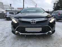 Toyota Camry, 2017 г., Томск
