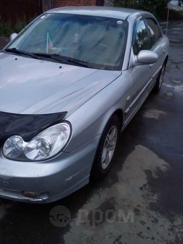 Hyundai Sonata, 2006 год, 197 000 руб.