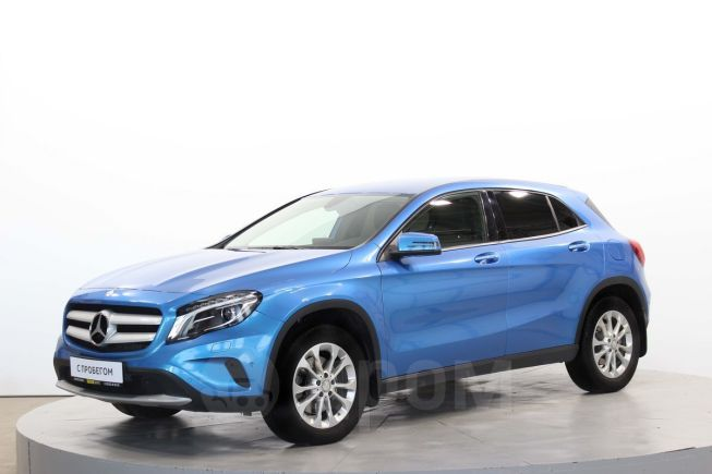 Mercedes-Benz GLA-Class, 2016 год, 1 650 000 руб.