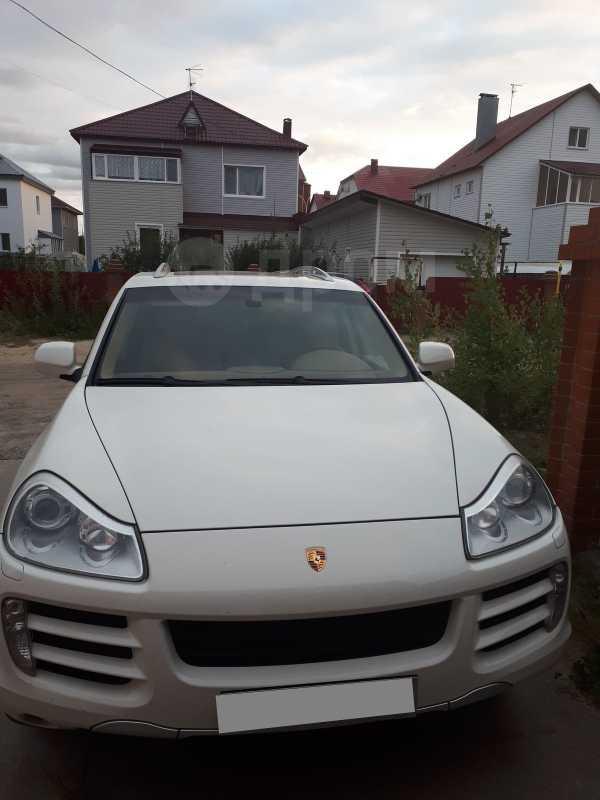 Porsche Cayenne, 2007 год, 880 000 руб.