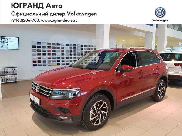 Volkswagen Tiguan, 2018 год, 1 881 700 руб.